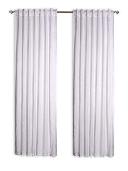 Cotton Clinic Curtains - 2 Panels