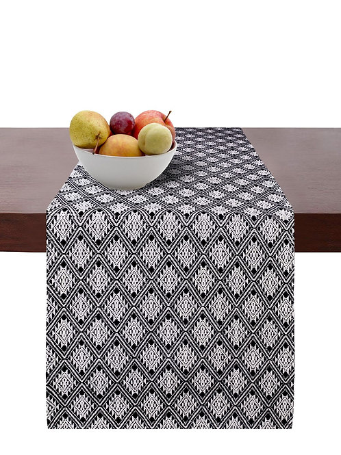 Cotton Clinic Diamond Woven Table Runners 2 Pack