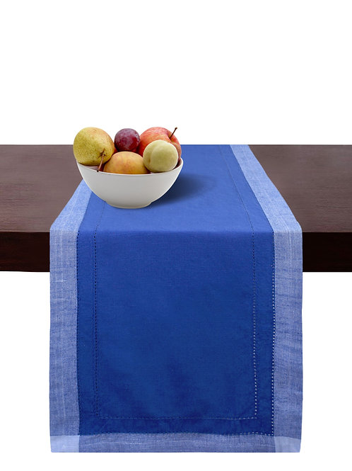 Cotton Clinic Hemstitch Table Runners Set of 2