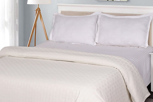 Cotton Clinic Basket Weave Bed Blanket