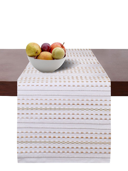 Cotton Clinic Vintage Seagrass Table Runner