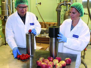 New food freezing concept improves quality, increases safety and cuts energy use