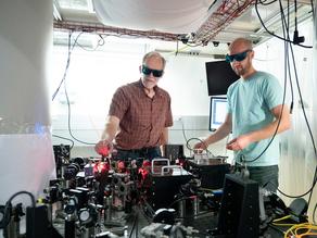 Scientists invent new dark matter detector using quantum ion crystals