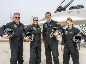 EXPLAINER: 4 civilians circling Earth on 1st SpaceX private flight