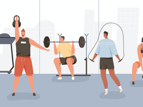 Exercise improves health through changes on DNA