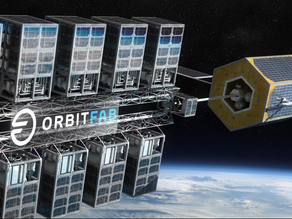 There's now a gas station in space