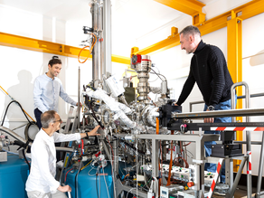 Scientists create first-ever vibration-free Quantum tunneling microscope