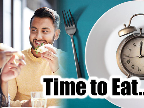 Intermittent fasting can help manage metabolic disease