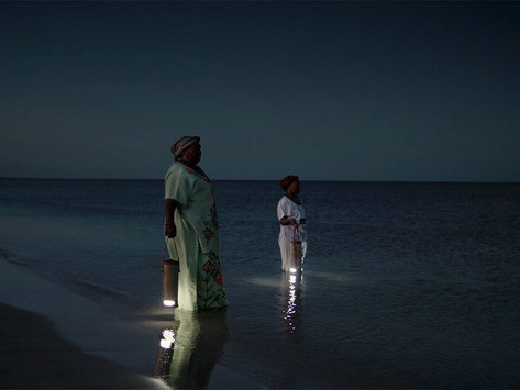 Waterlight lamp generates light for 45 days with half-liter of salt water
