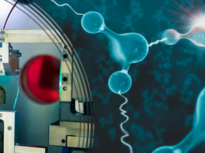 In a first, scientists capture a 'quantum tug' between neighboring water molecules