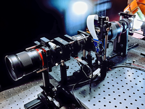 New technology for large-scale, high-resolution, 28 megapixel, 3D displays
