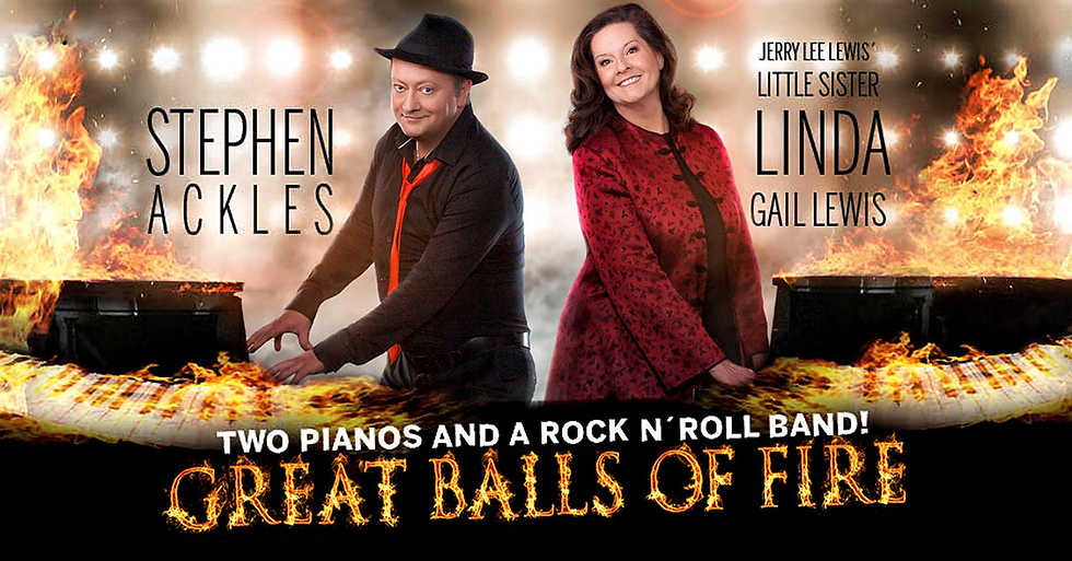 Great Balls of Fire | Stephen Ackles & Linda Gail Lewis