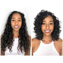 Daze cut curly