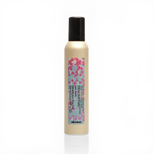 Davines This is a Curl Moisturizing Mousse