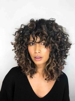 curly haircut San Diego
