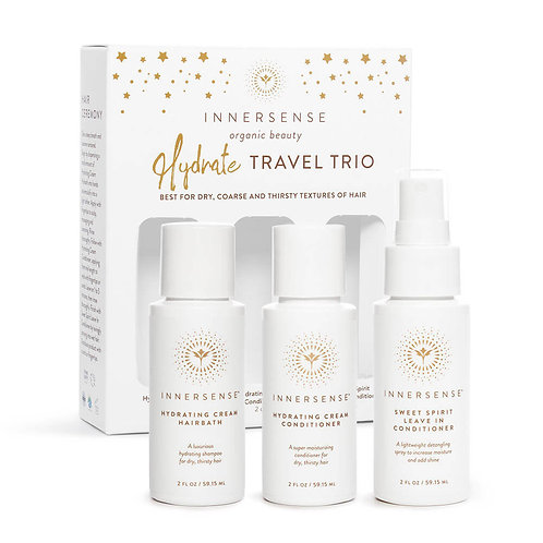 Innersense Hydrate Travel/Holiday Trio
