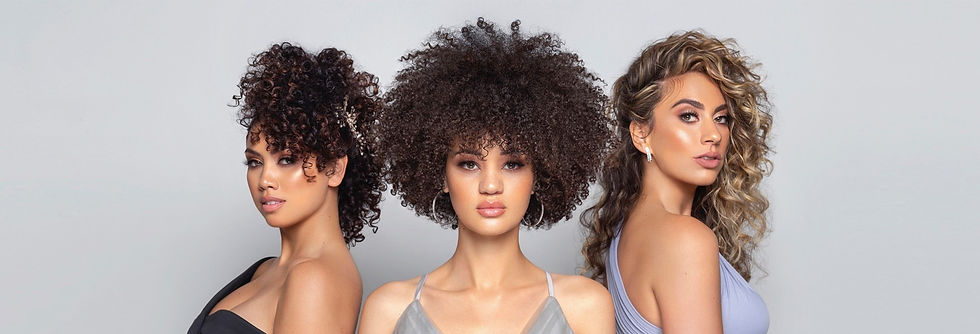 The Daze Studio curly hair products