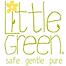 Little green kids hair