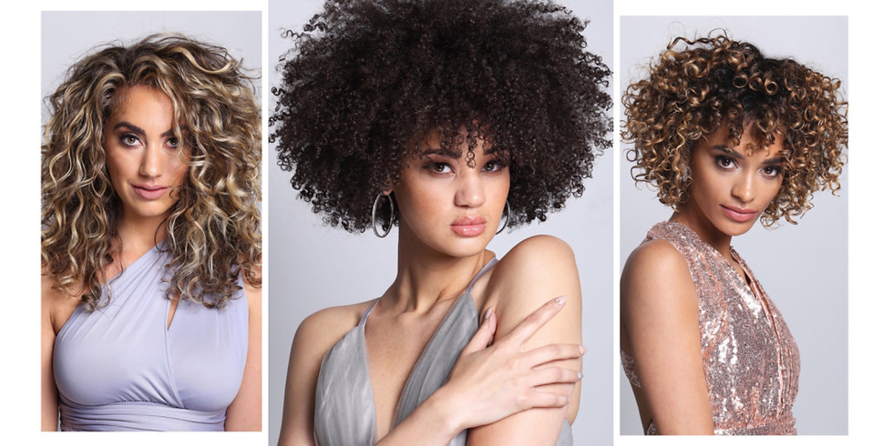 """Class - Look and Learn """"Curl Exclusive"""" July 01"""