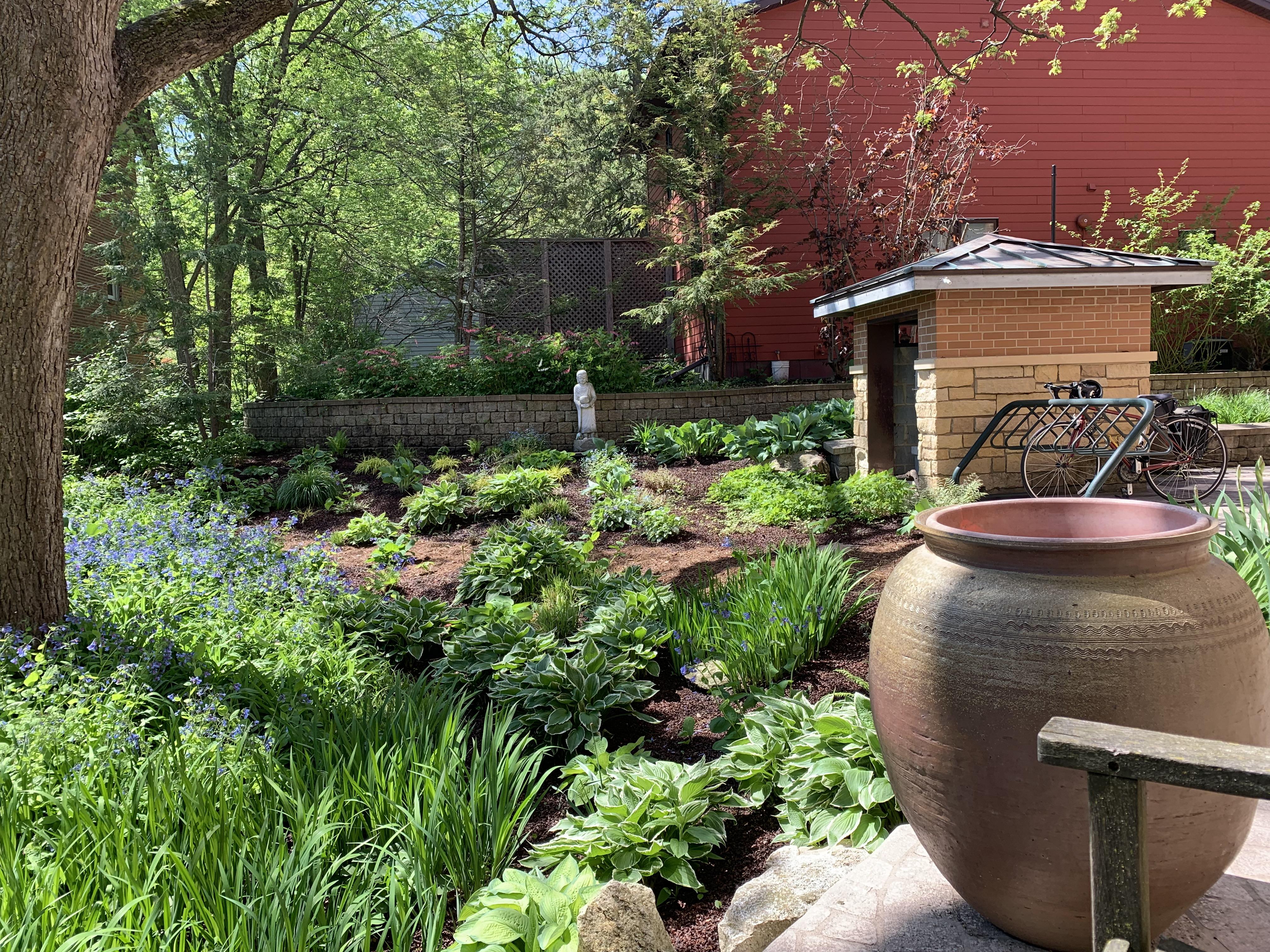 Bluestem Acupuncture Meditation Garden
