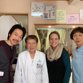 Home from Japan:  Miyawaki Sensei's Clinic