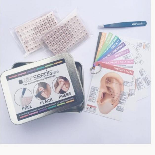 Ear Seeds Kit