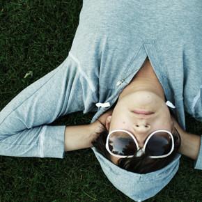 Self Care: Calming Neck Release + Music