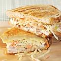 Cheese & Coleslaw Ciabatta Or Sandwich