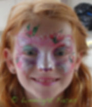 I need a face painter in the San Francisco Bay Area