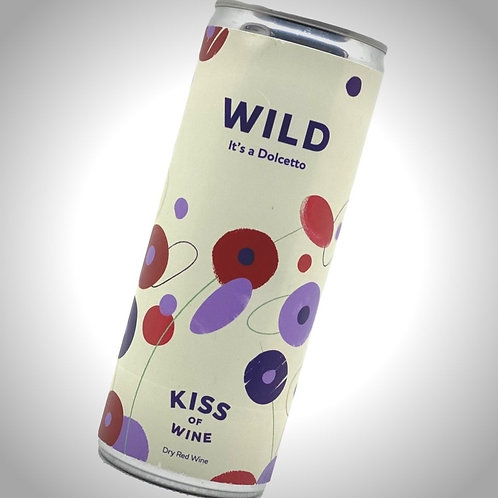 "Kiss of Wine ""Wild"" Dolcetto"