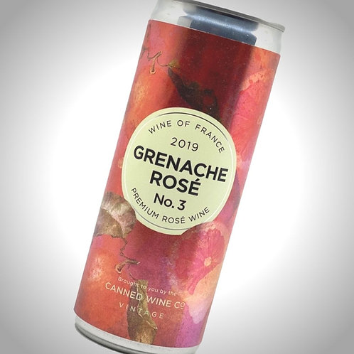Canned Wine Company Grenache Rosé 2019