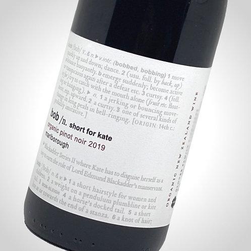 BOB / Short For Kate Pinot Noir 2019
