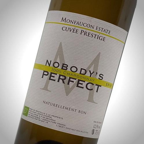 "Monfaucon Estate ""Nobody's Perfect"" Chardonnay 2018"