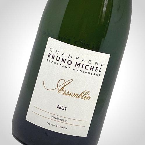 Champagne Bruno Michel Assemblée Brut NV