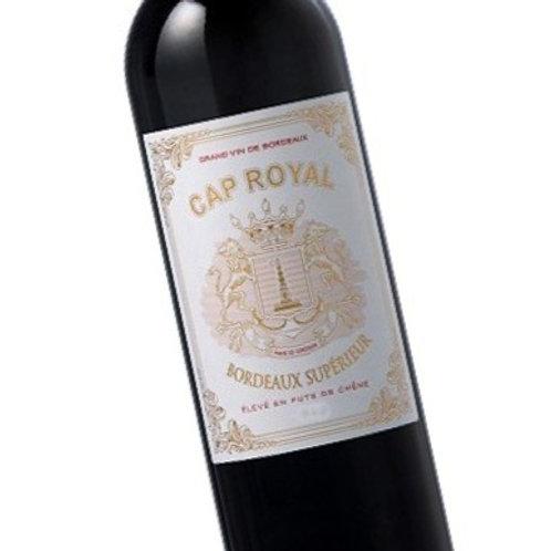 Cap Royal Bordeaux Supérieur 2018