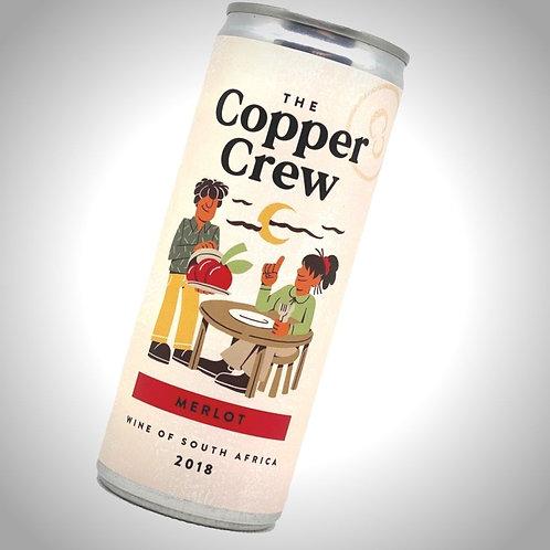 Copper Crew Merlot 2018