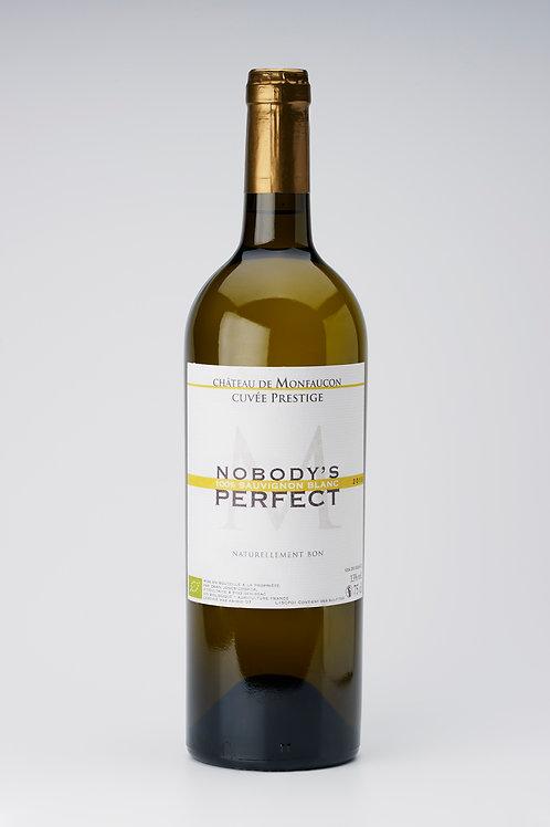 """Nobody's Perfect Sauvignon Blanc 2018 """"Prestige"""""""