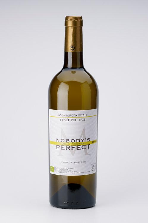 "Nobody's Perfect Chardonnay 2018 ""Prestige"""