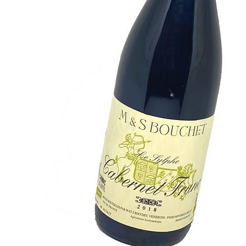 Domaine M&S Bouchet, Cabernet Franc, Le Sylphe, 2017