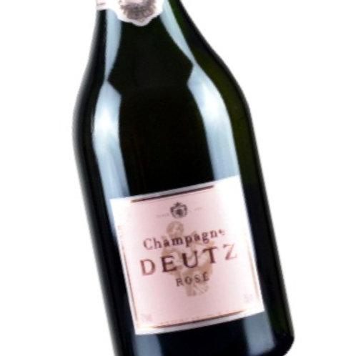 Champagne Deutz Rosé NV