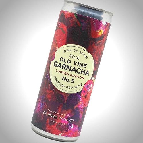 Canned Wine Company Old Vine Garnacha 2018