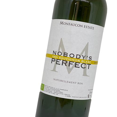 "Monfaucon Estate ""Nobody's Perfect"" Sauvignon Blanc 2018"