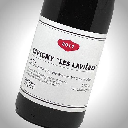 """Domaine Louis Chenu, Savigny-Lès-Beaune, Premier Cru """"Les Lavières"""", 2017"""