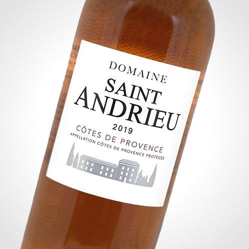 Domaine St Andrieu Rosé 2019