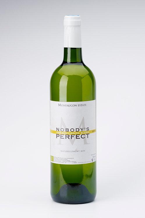 Nobody's Perfect Sauvignon Blanc 2018