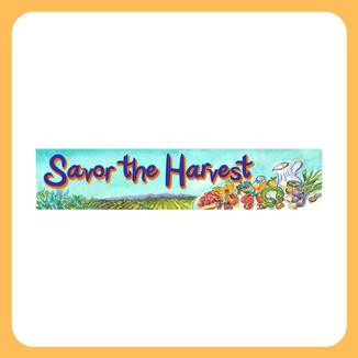 Savor The Harvest