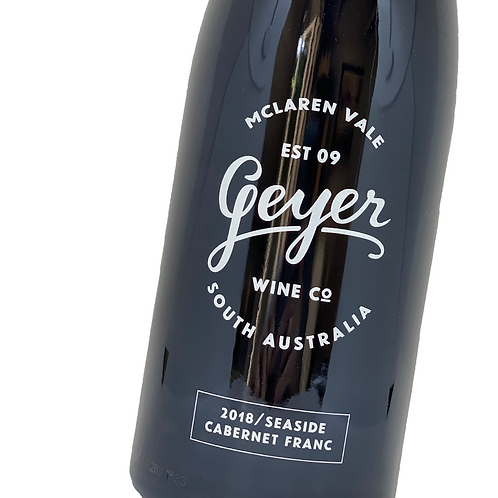 "Geyer ""Seaside"" Cabernet Franc 2018"