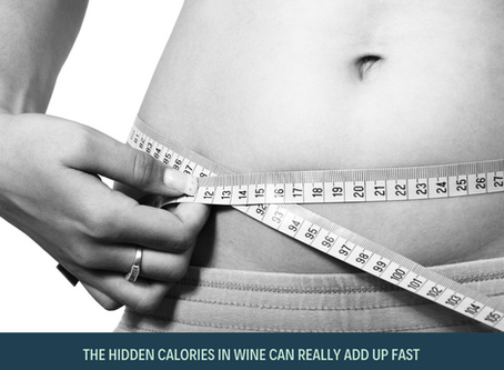 Liquid Diet – How do you calorie count a glass or two of wine?