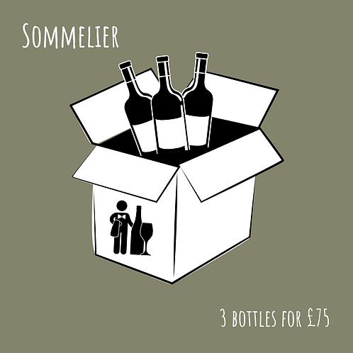 Sommelier Wine Box