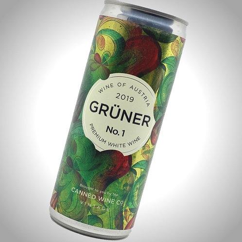 Canned Wine Company Gruner 2019